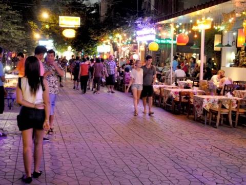 Bangkok Walking Tour