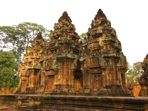 Angkor Exploration