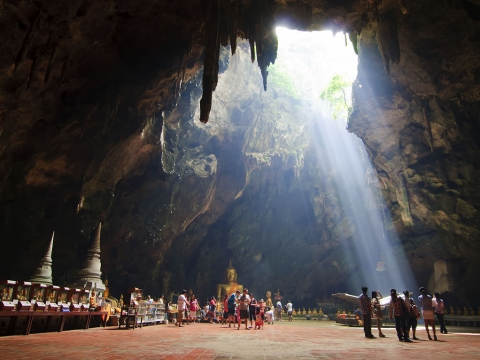 Phetchaburi Summer Palace
