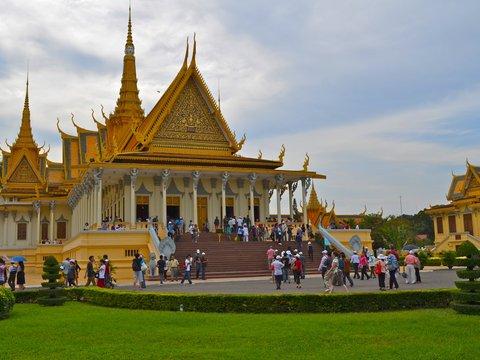 Cambodia Charity Tour