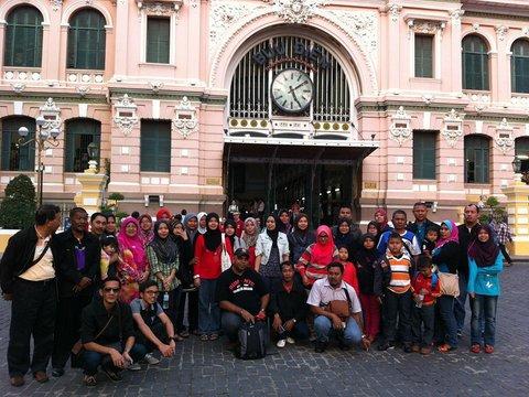 Saigon Muslim Tour