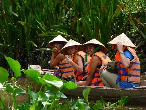 School Tour in Vietnam