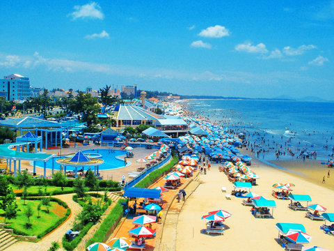 Vung Tau Beach Holiday