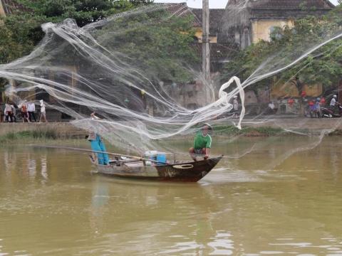Hoian Fishing Tour