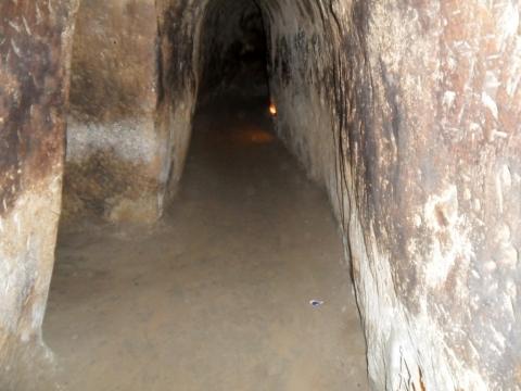 Cu Chi Tunnels - FSB Coral