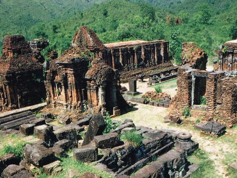 Heritages of Vietnam - Cambodia