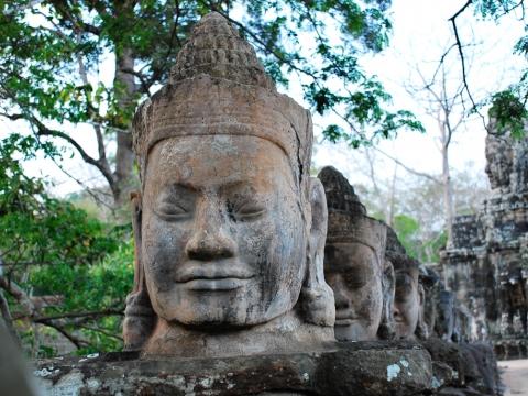 Angkor Temple Tour