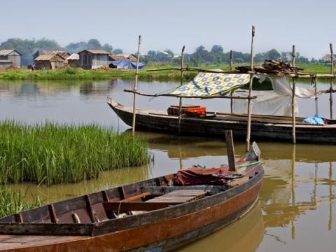 Boat Trip To Silk Island