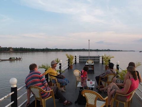 Phnom Penh Sunset River Cruise