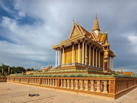 Oudong Ancient Capital Tour