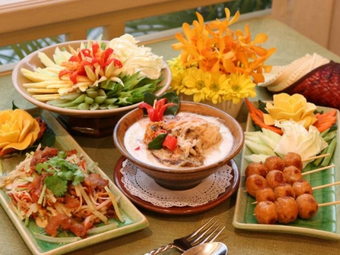 Trails of Thailand Food Tour