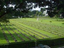 Kanchanaburi Allied War Cemetery