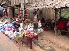 Muang Khong Market