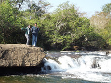 Tad Nam Pa Waterfall