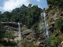 Tad Nam Sanam Waterfall