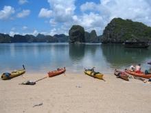 Halong Beach
