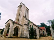 Sapa Stone Church