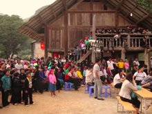 Khau Vai Love Market