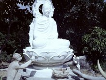 Platform of Shakyamuni Buddha