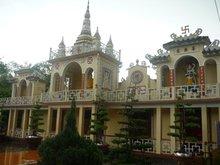 Tien Chau Ancient Pagoda