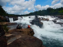 Tatai waterfall