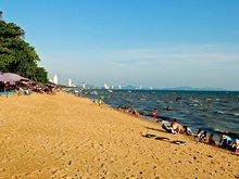 Chomtian Beach