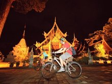 Chiang Mai Night Cycling Tour