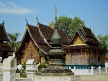 Luang Prabang City Tour Half Day