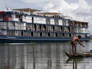 Cambodia Cruise Tours