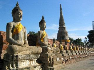 Bangkok - Ayutthaya (B, L, D)