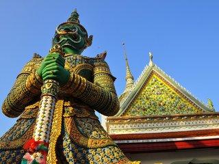 Koh Lanta Island - Krabi - Bangkok (B)