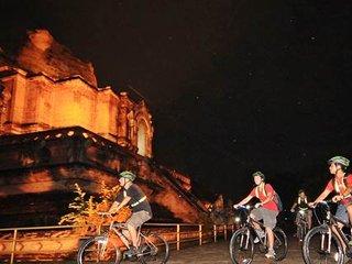 Chiang Mai Night Cycling Tour
