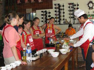 Vietnam Cuisine Tour