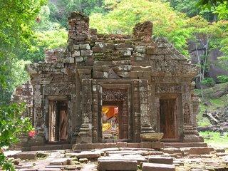 Champasak - Wat Phou(B, L)