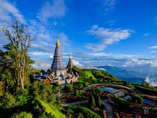Doi Inthanon National Park 1 Day