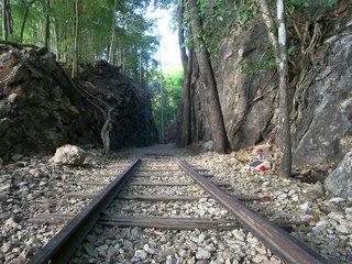 Kwai Noi - Hellfire Pass - Bangkok - 18 + 20km (B, L)