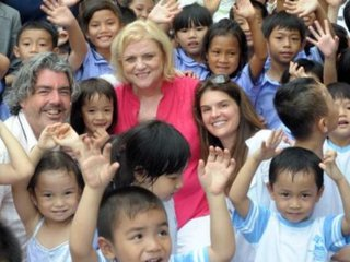 Ho chi Minh City Tour - Christina Noble Children's Foundation (B, L)