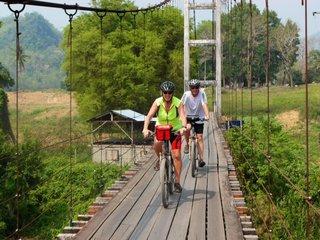 Kanchanaburi Cycling Tour