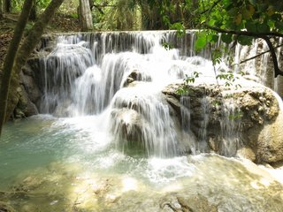Luang Prabang – Half Day City Tour – Kuangsi Waterfalls (B, L)