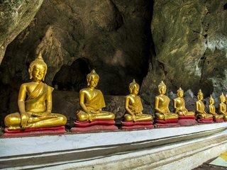 Luang Prabang – Pak Ou Caves & Xiengmene (B, L)