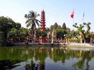 Hanoi Arrival