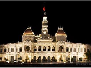 Saigon City Tour (B, L)