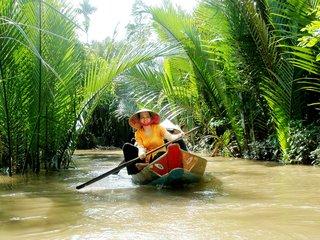 Saigon – Vinh Long - Can Tho (B, L)