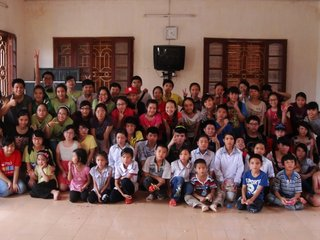 Hanoi – Nam Dinh – Binh Luc Orphanage Home (B, L)