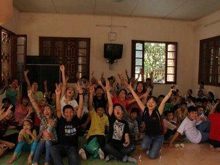 Hanoi – Ha Nam – Binh Luc Orphanage Home (B, L)