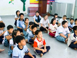 Ho Chi Minh - Can Gio Disable Children School (B, L)