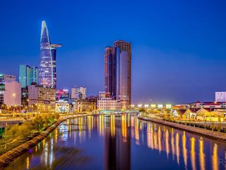 Saigon Arrival