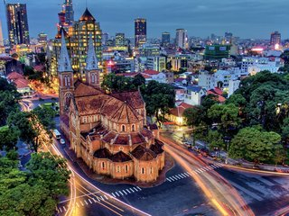Ho Chi Minh City Tour (B, L)