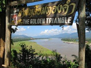 Chiang Rai – Chiang Saen – Golden Triangle (B, L)