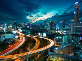 Ho Chi Minh – Bangkok (B, L, D)